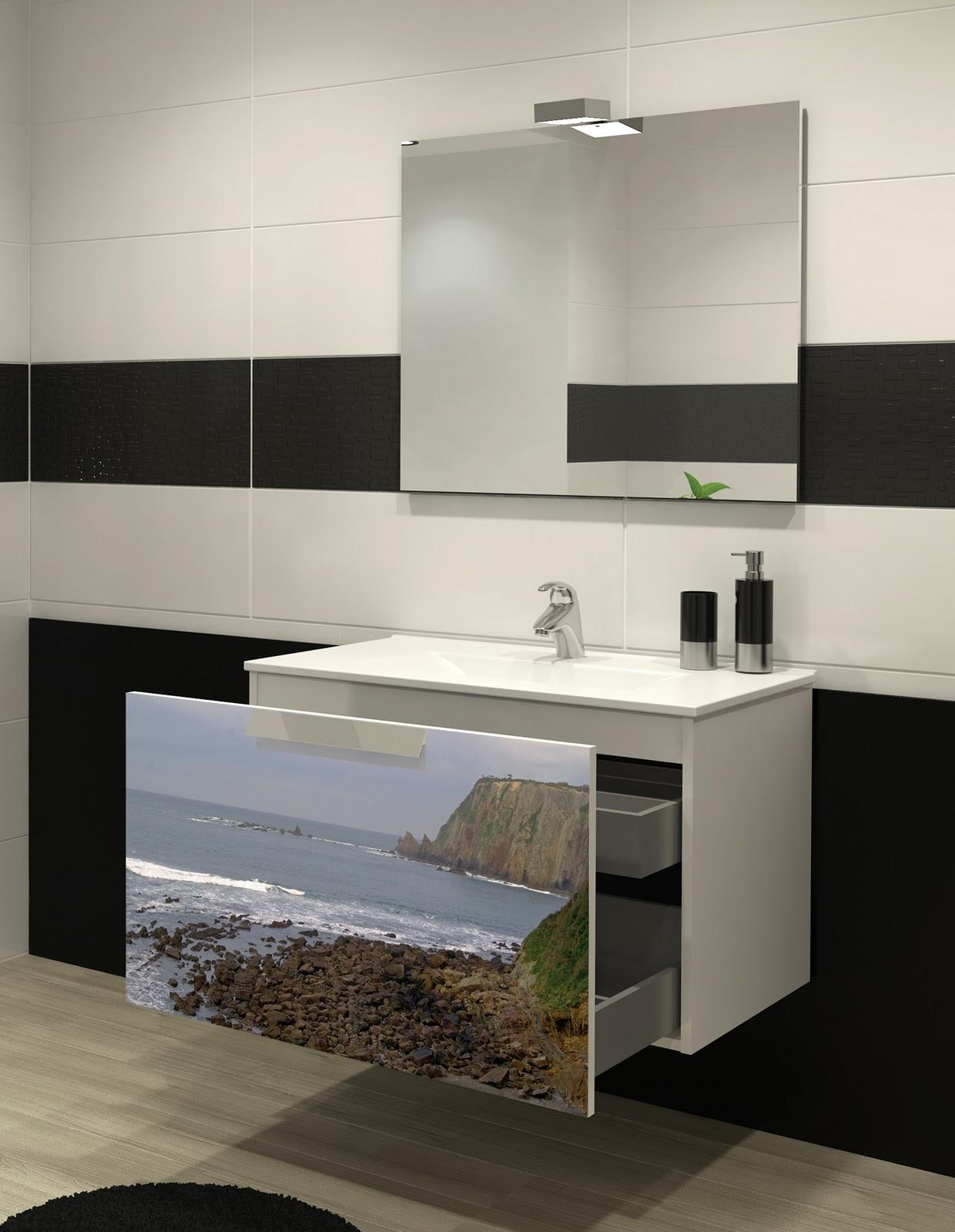 Ba o con ducha muebles de ba o photo de kitbath - Muebles bano asturias ...