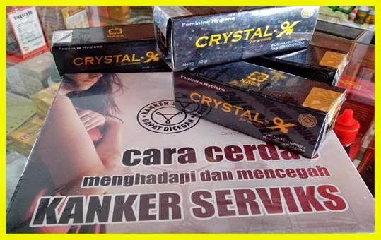 Efek Samping Penggunaan Crystal X