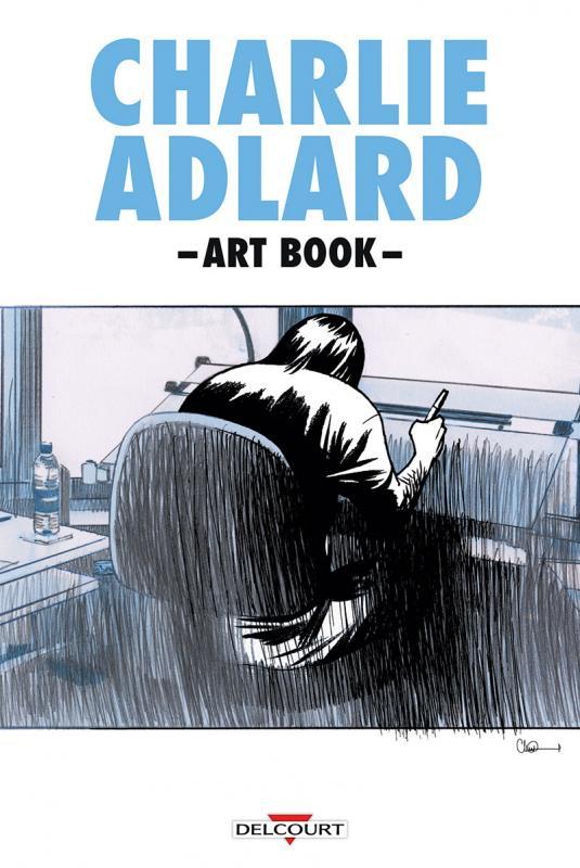 L'ArtBook Charlie Adlard vaut le détour...