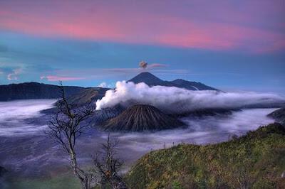 Gambar Keindahan Gunung Bromo Indah
