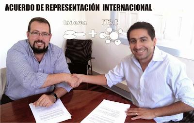 ITC ingenieria chile peru Inderen acuerdo de representacion expansion biogas