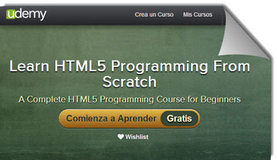 Curso de HTML5 gratis