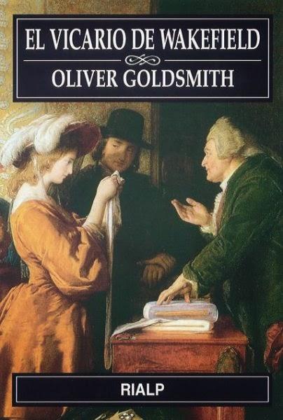 El vicario de Wakefield Oliver Goldsmith