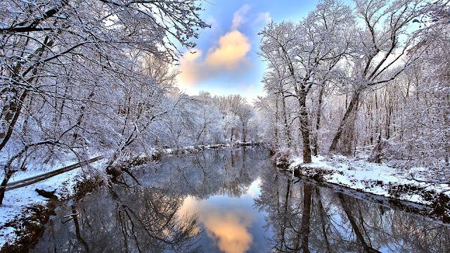 Imagenes de Paisajes de Inverno en HD