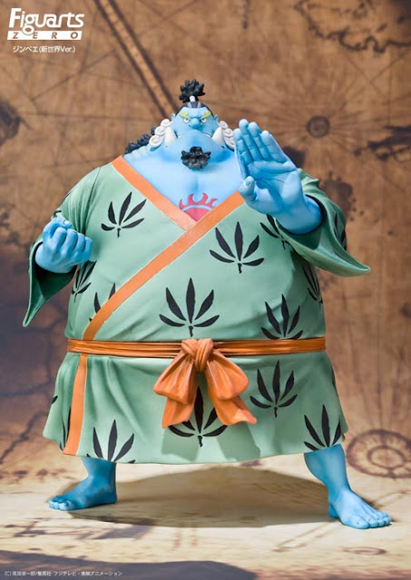 Figuarts ZERO Jinbei New World Ver. New Images