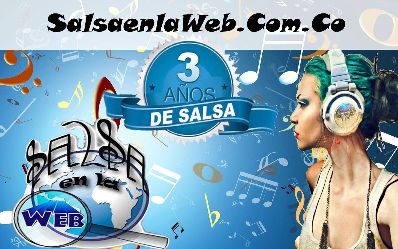 ► 3 AÑOS DE SALSA