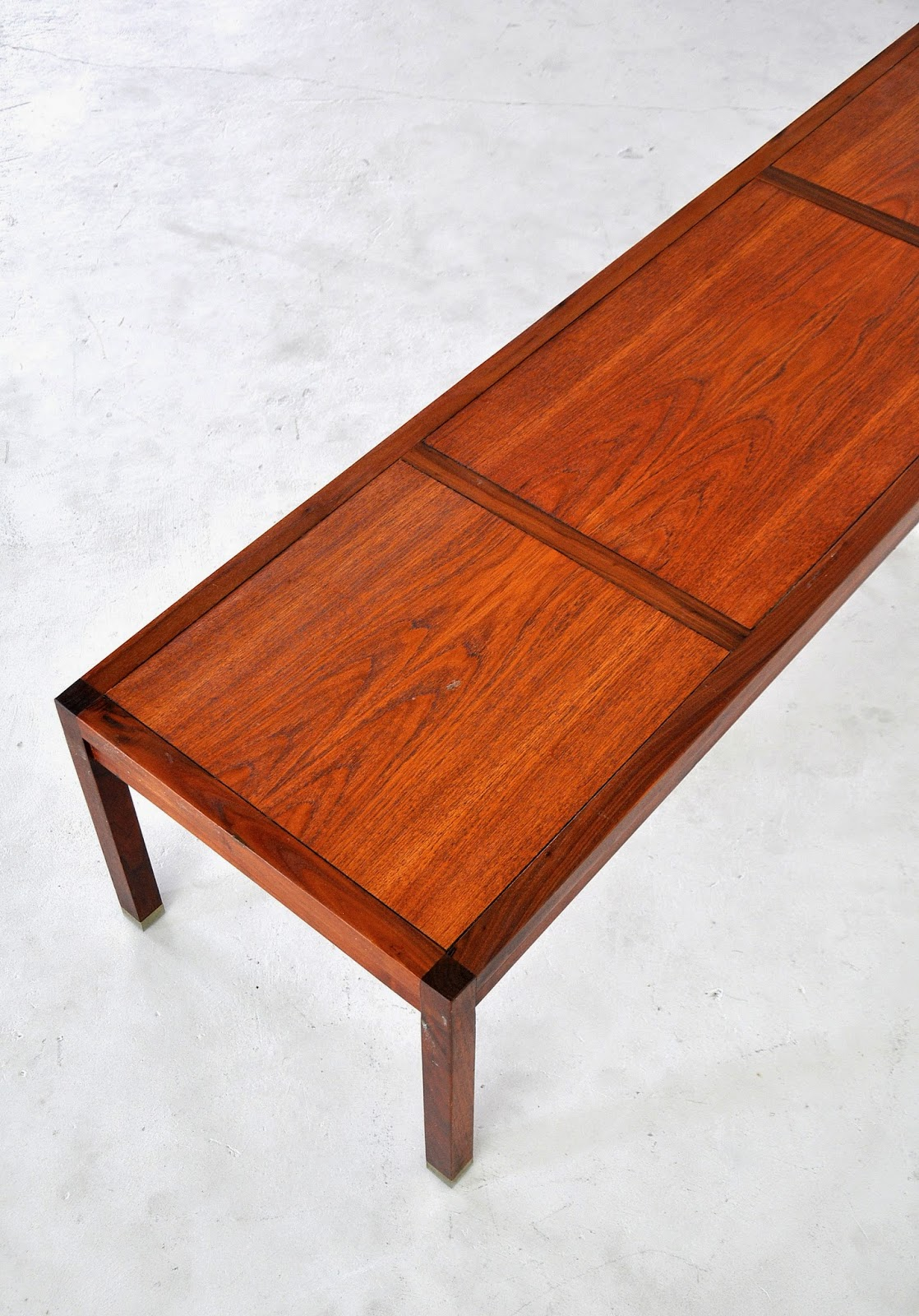 Select Modern Dunbar Style Coffee Cocktail Table Or Bench