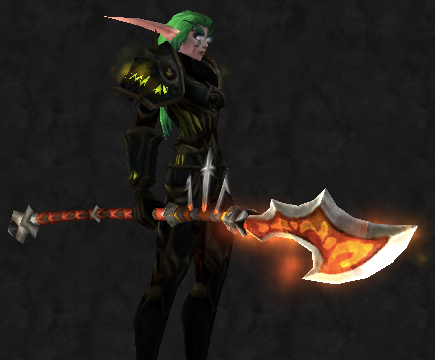 Halberd of Smiting