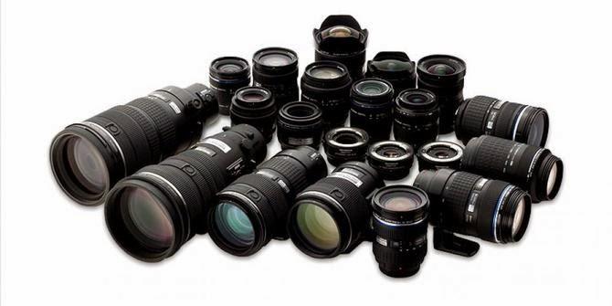 Tips Untuk Langkah Memilih Lensa Kamera