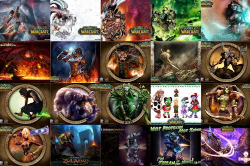 Wallpapers de World of Craft para pc, laptop y netbook I