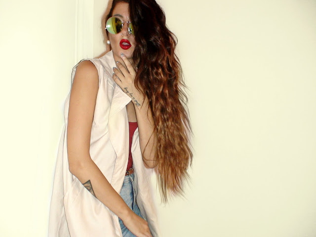 diy ombre balayage hair