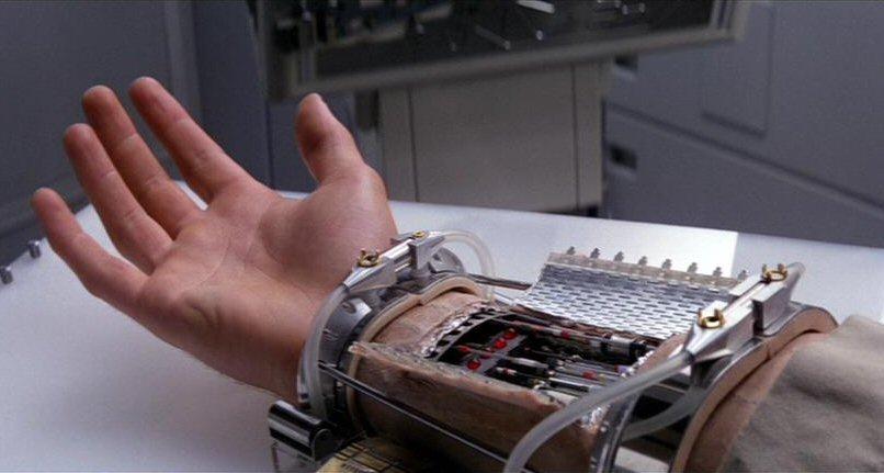 Lukes prosthetic hand