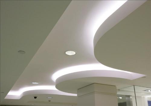 Easy home trabajos yeso cielorrasos revestimiento - Revestimientos para techos interiores ...