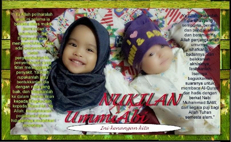 !☆ Nukilan UmmiAbi ☆!