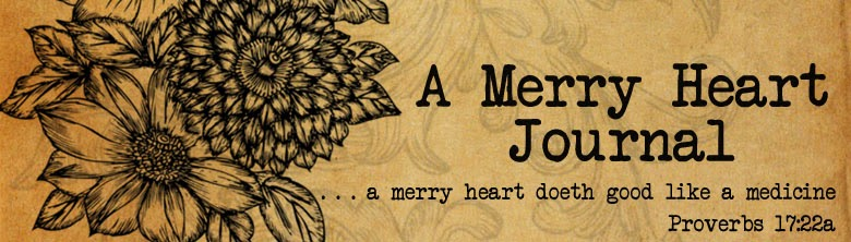 A Merry Heart Journal