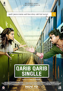 Qarib Qarib Singlle (2017) Hindi Movie 170Mb hevc DVDRip