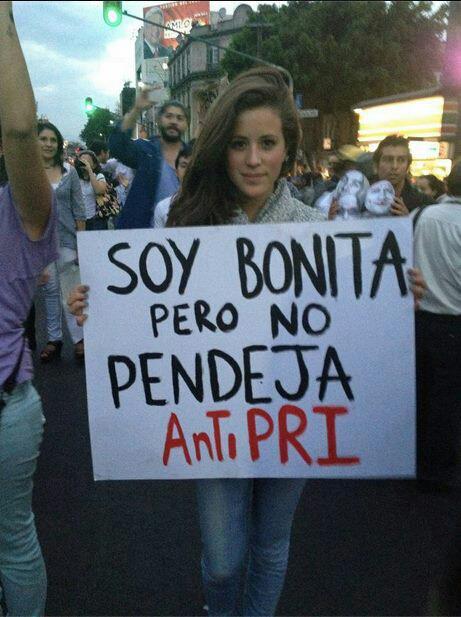 Elecciones presidenciales 2012 todo el desmadre !!!