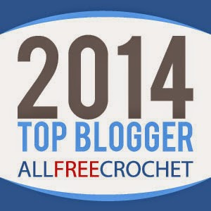 AllFreeCrochet's top bloggers of 2014