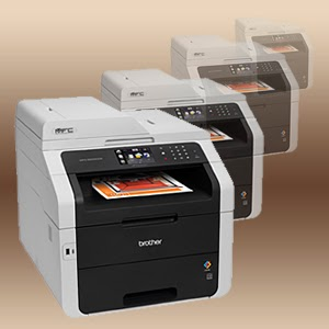 Brother MFC-9130CW LED Color Laser Printer: Features and Specifications