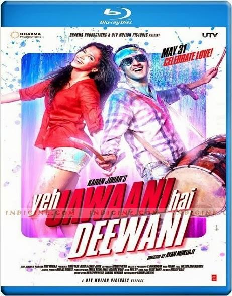 yeh jawaani hai deewani songs hd 1080p