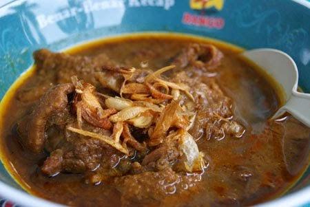 Resep pedesan, entok/entog/mentok, masakan khas indramayu, cara membuat entog pedas, enak