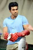 Ram Charan Tej Cricket Practice photos Stills gallery-thumbnail-7