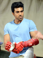 Ram Charan Tej Cricket Practice photos Stills gallery-cover-photo