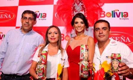 Bolivia te espera en carnaval