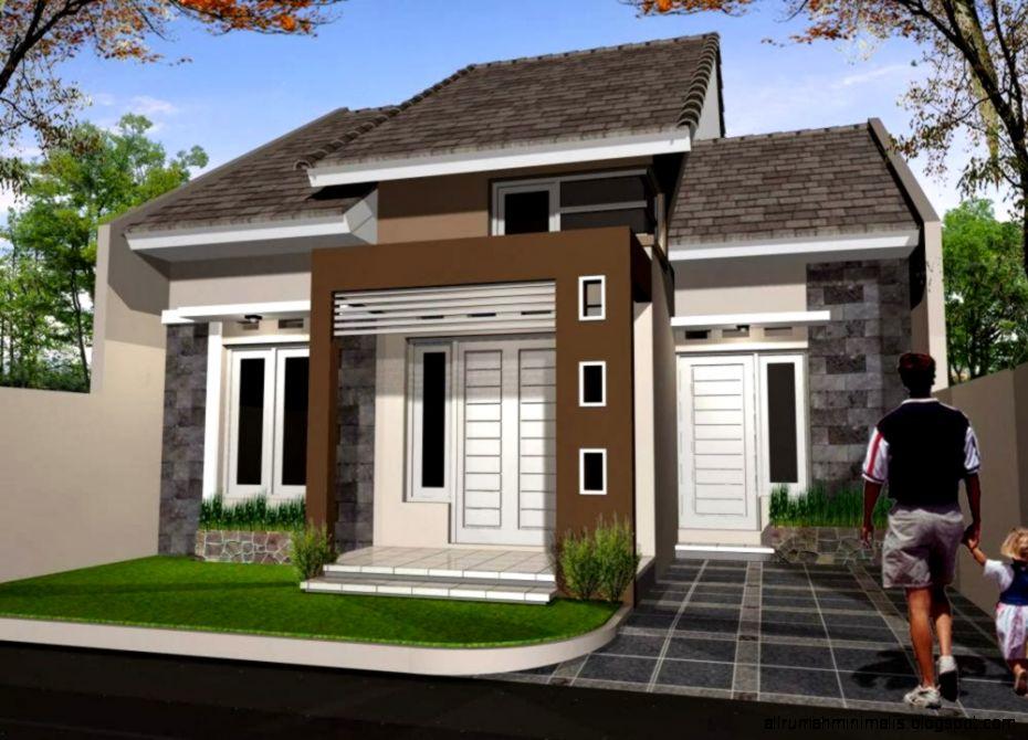 Rumah Minimalis Baru Agar Desain Dinding Menjadi Lebih Menarik