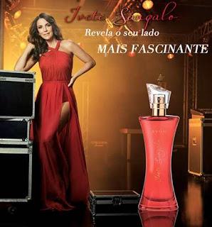 Colônia Desodorante Ivete Sangalo