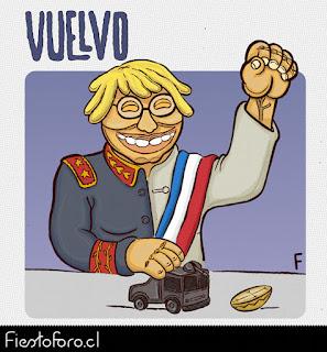 Bachelet vuelve con repre!