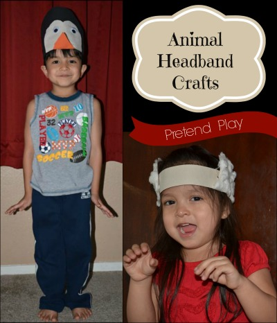 Animal Headband #Crafts for #Kids @gummylump