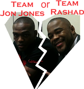 This is my dilemma for this Jon Jones vs. Rashad fight. I love these guys.