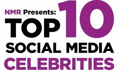 Top 10 Popular Social Media Celebrities