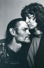 Chet Baker & Diane Vavra.