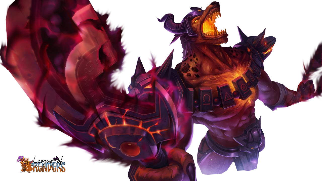Render  Infernal Nasus