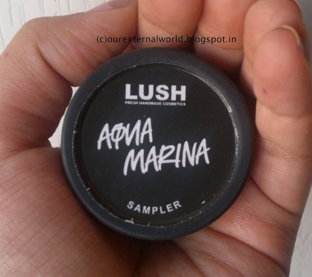 Lush Aqua Marina