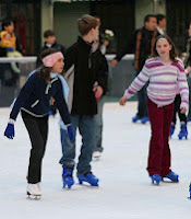 City of Reno opens outdoor ice skating rink