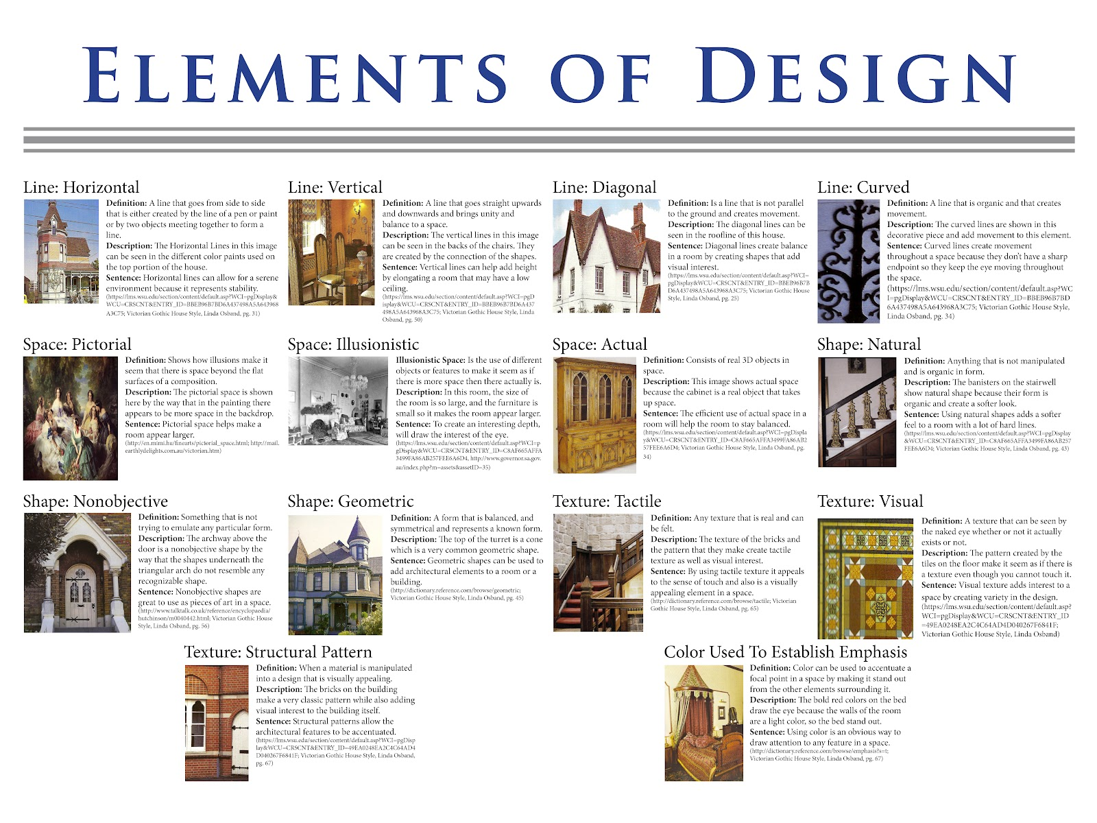 Elements And Design : Annie borges design portfolio elements of