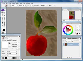 Download Artweaver Free 3.0 Image Editor