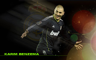 Karim Benzema Wallpaper 2011 5