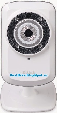 D-Link Home Network Wireless Camera DCS-932L Rs. 5490