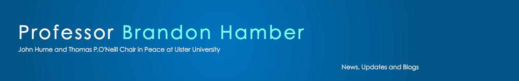 Professor Brandon Hamber