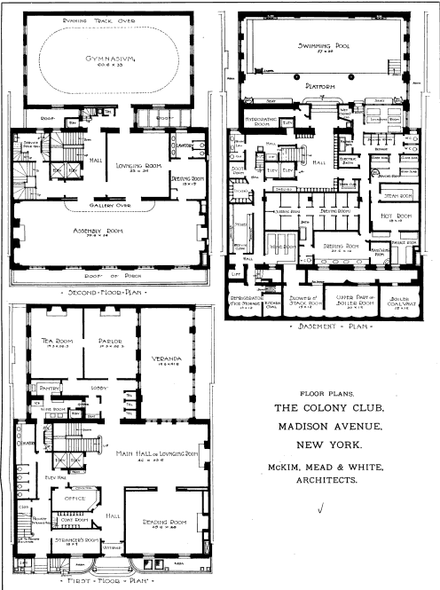 Beyond The Gilded Age The Colony Club