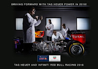 Red Bull un motore TAG-Heuer