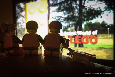 Secret World of Lego. Lego Mountain Rescue Team