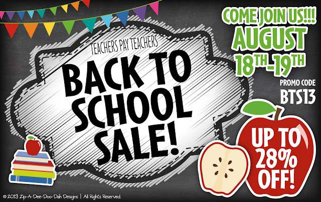 School Rummage Sale Clip Art I am throwing a back to school