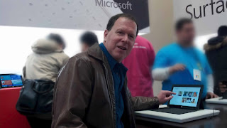 Mike Klubok, Computer Concierge NY LLC, in Queens NY, Microsoft Surface,Forest Hills, surface, microsofft