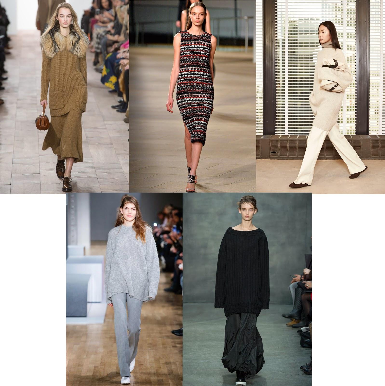 New York Fashion Week Automne Hiver 2015 2016 Paperblog