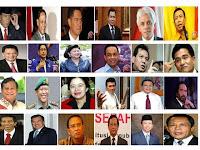 Daftar Capres 2014 Terkuat Calon Presiden Indonesia 2014